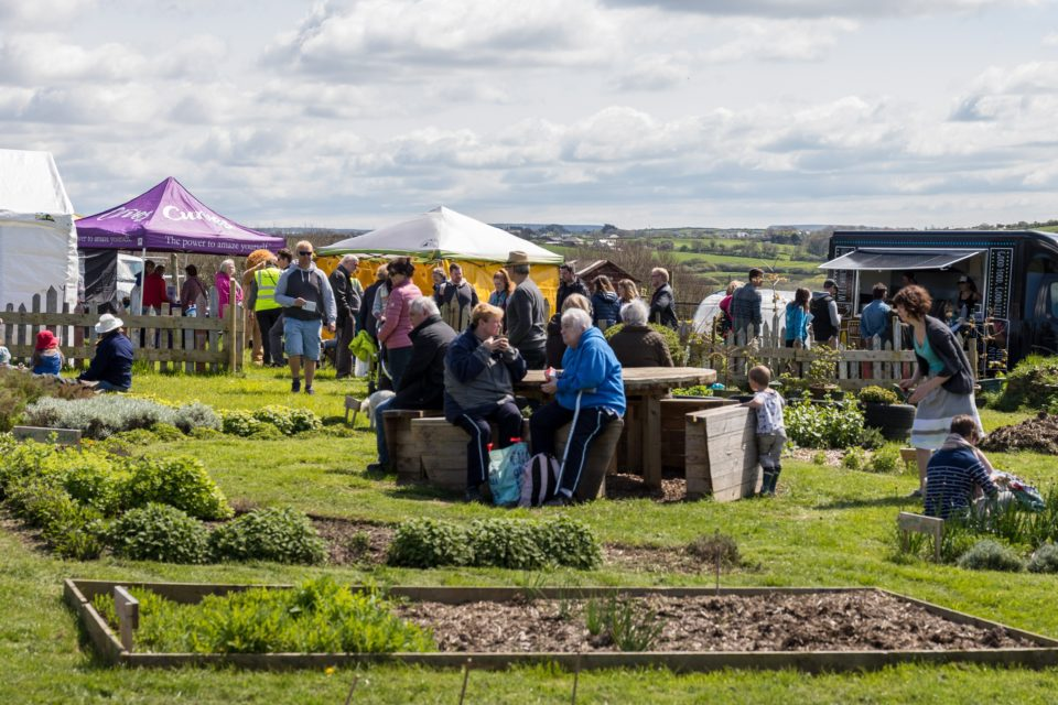 Annual Spring Fayre hailed a great success.