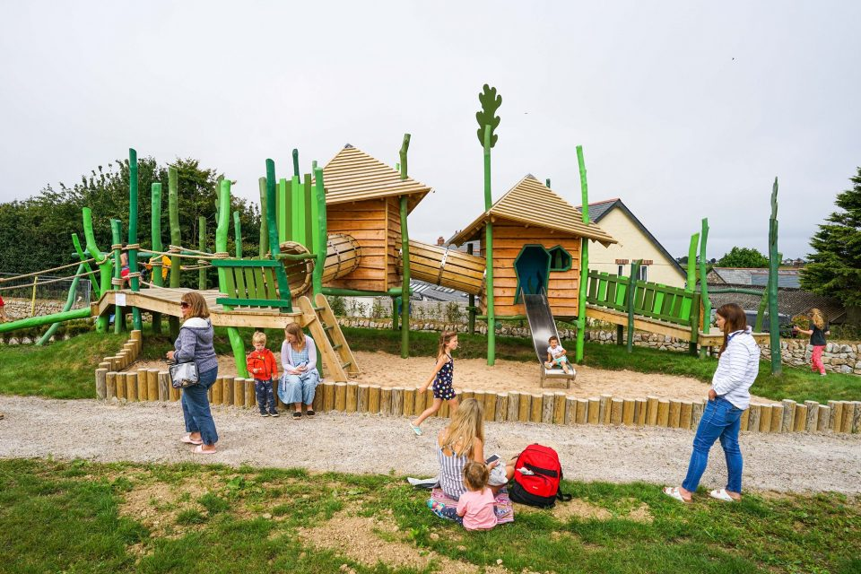 New play area open at Nansledan